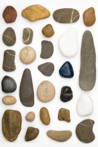 good collection of rocks