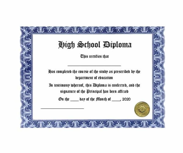Why the people need diploma